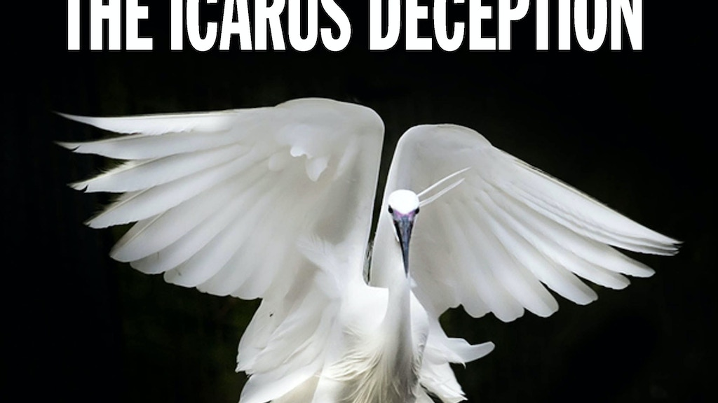 THE ICARUS DECEPTION: WHY MAKE ART? New from Seth Godin project video thumbnail