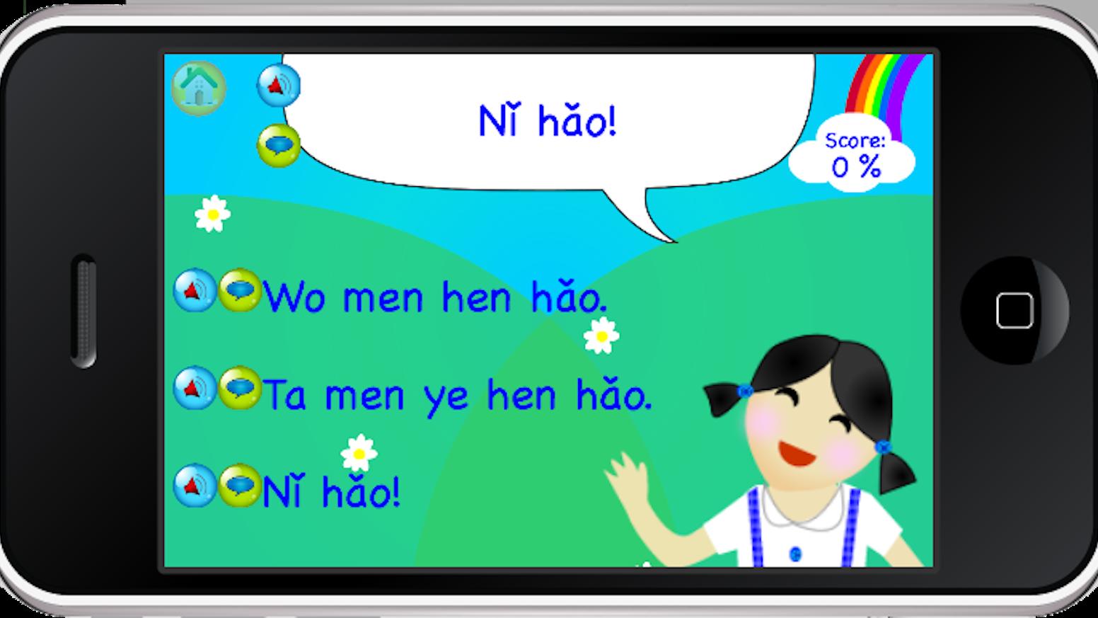 iZhongWen: Making learning Mandarin Chinese fun! by Jen
