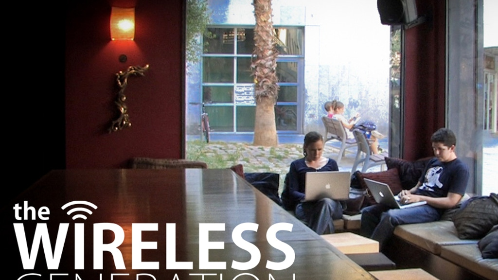 The Wireless Generation project video thumbnail