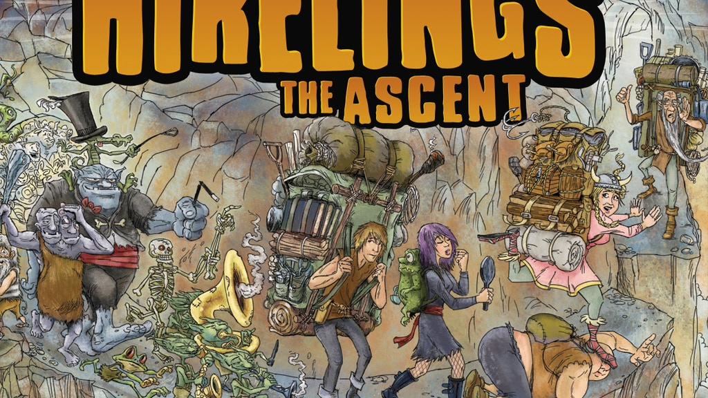 Hirelings: The Ascent project video thumbnail