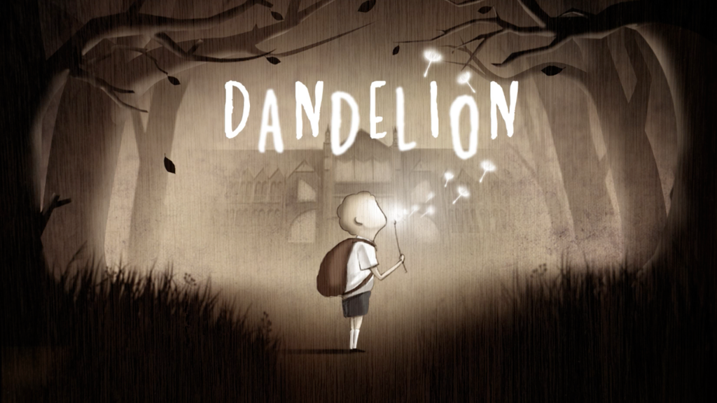 """Dandelion - """"Bullying is for people with no imagination..."""" project video thumbnail"""