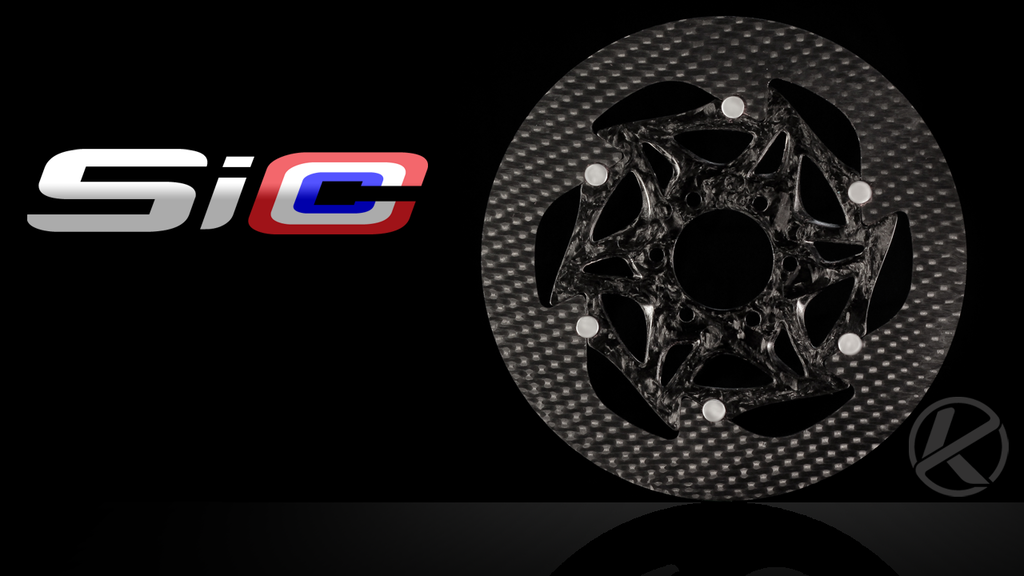 SiCCC Bicycle Brake Rotor: Silicon Carbide-Ceramic-Carbon project video thumbnail