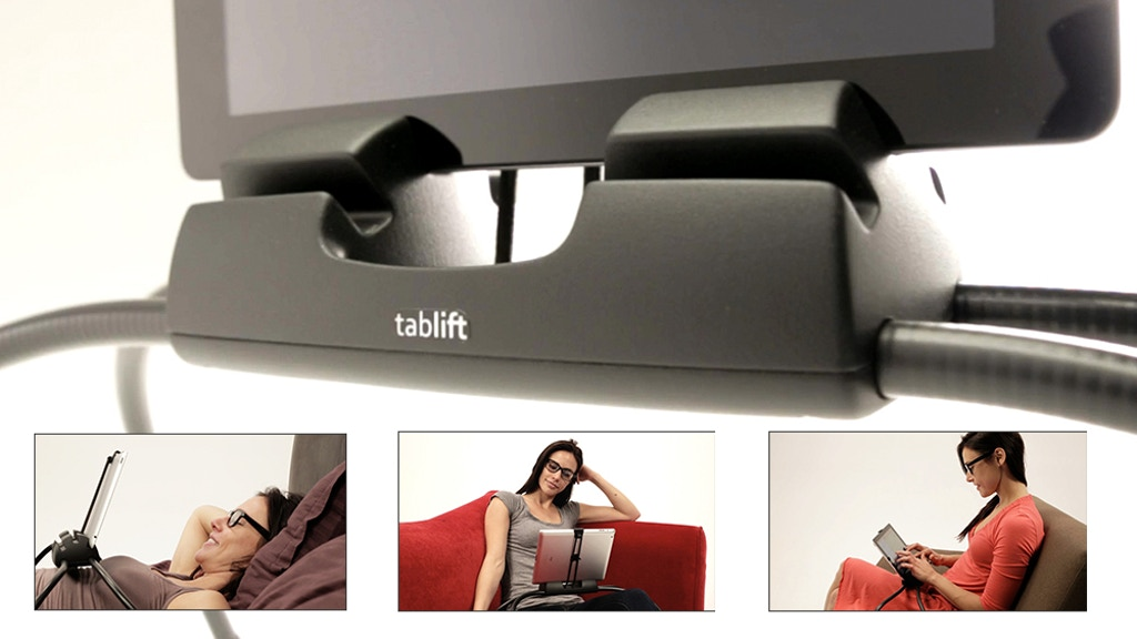 tablift - The Missing Companion to The iPad project video thumbnail