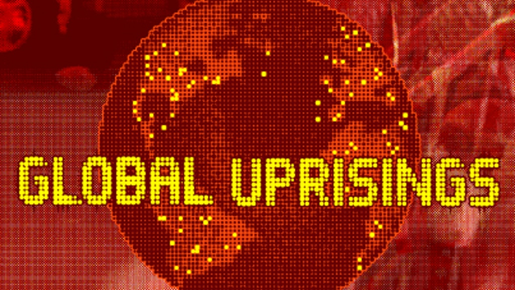 Global Uprisings project video thumbnail