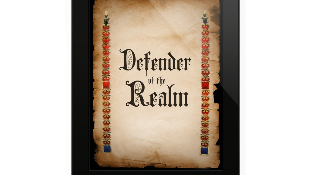 Defender of the Realm project video thumbnail