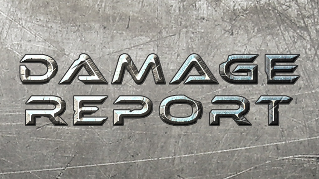 Damage Report project video thumbnail