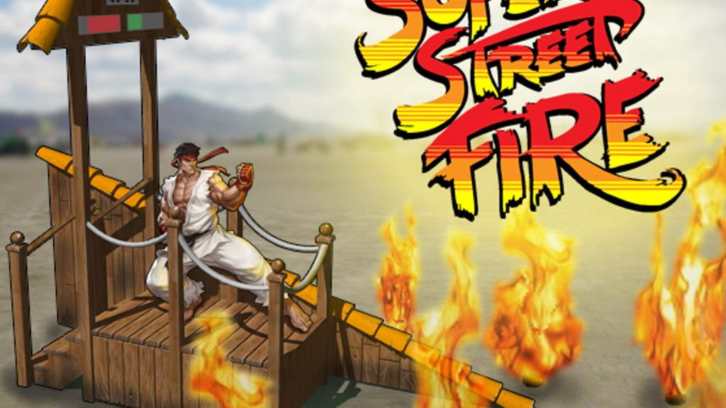 Super Street Fire - Burning Man 2012 project video thumbnail