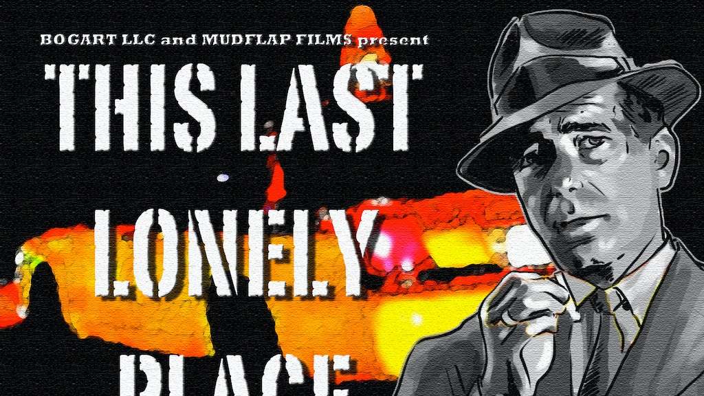 This Last Lonely Place - a feature film project video thumbnail