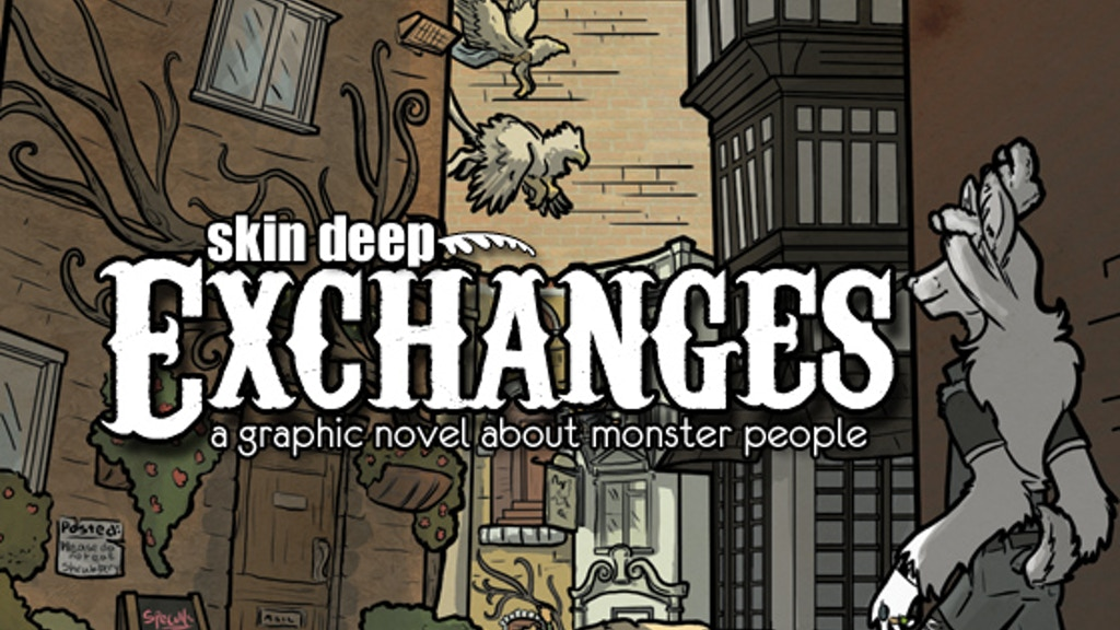 Skin Deep: Exchanges - The Secret Lives of Monster People project video thumbnail