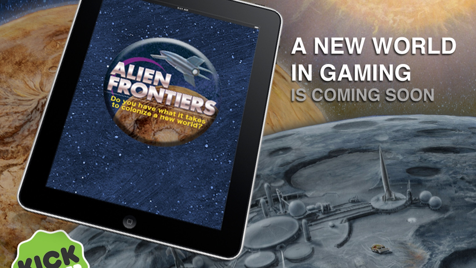 Alien Frontiers for iPad by Clever Mojo Games » Tweaking The Pledge