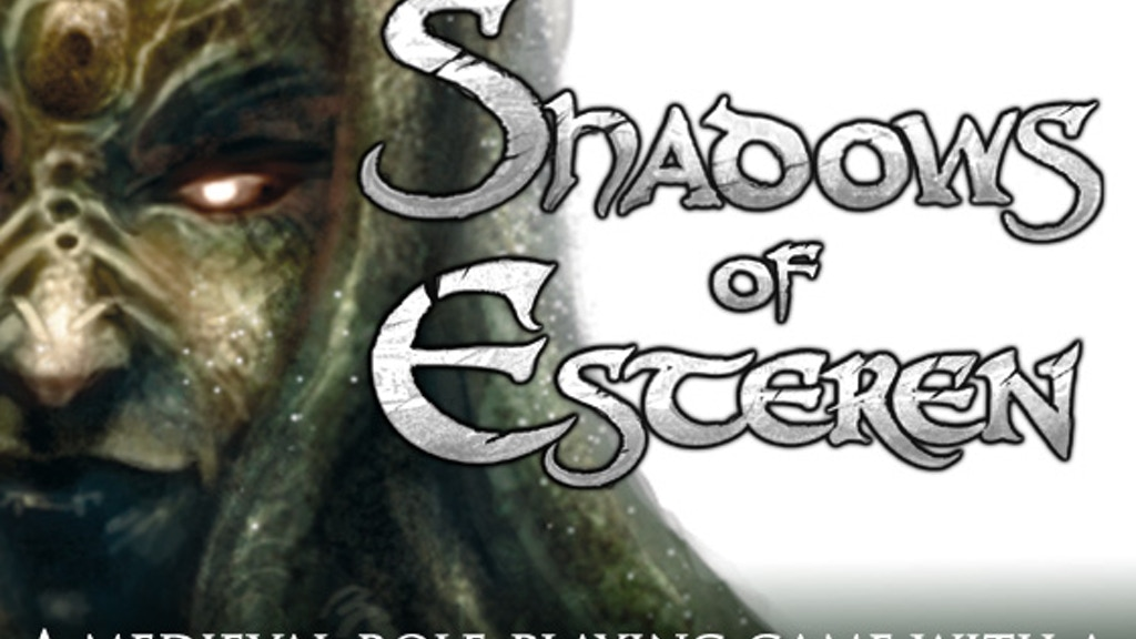 Shadows of Esteren: A Medieval Horror RPG project video thumbnail