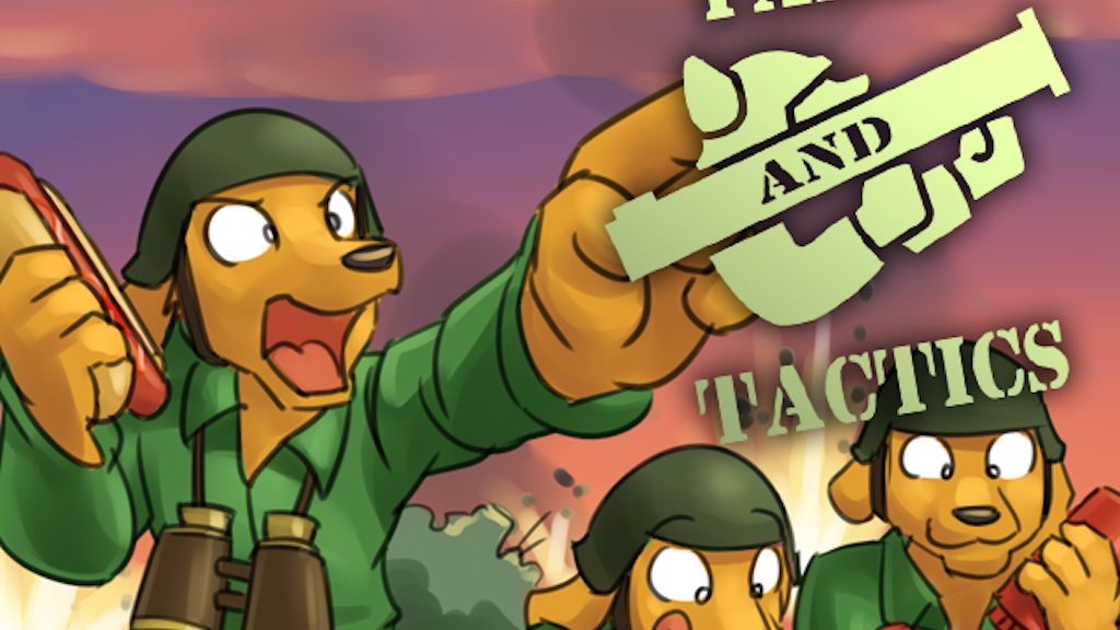 Project image for Tails and Tactics Trading Card Game - Print First 1000 Decks