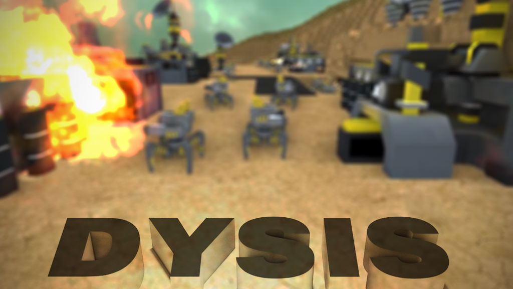 Dysis project video thumbnail