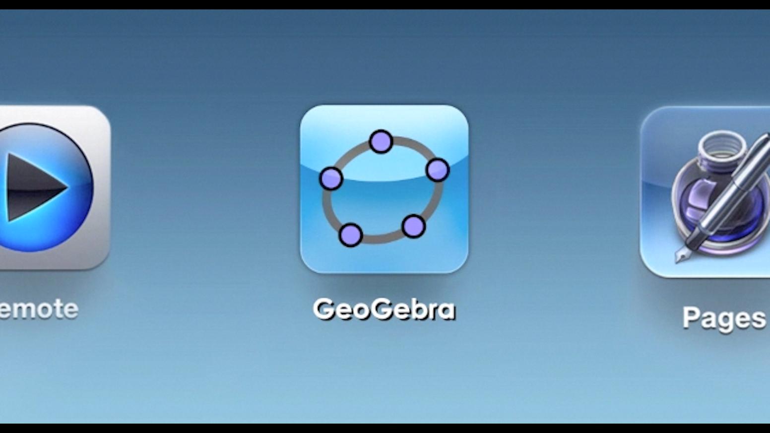 how to make a working clock in geogebra