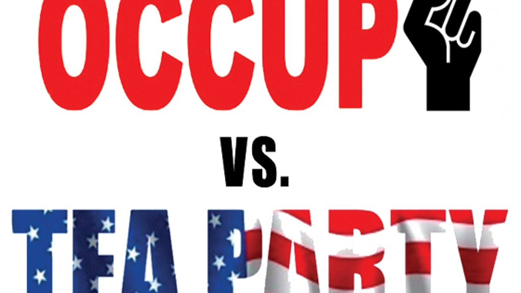Occupy vs. Tea Party - Web Reality Show project video thumbnail