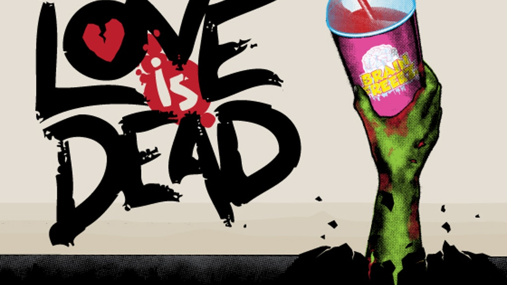 Love is Dead project video thumbnail