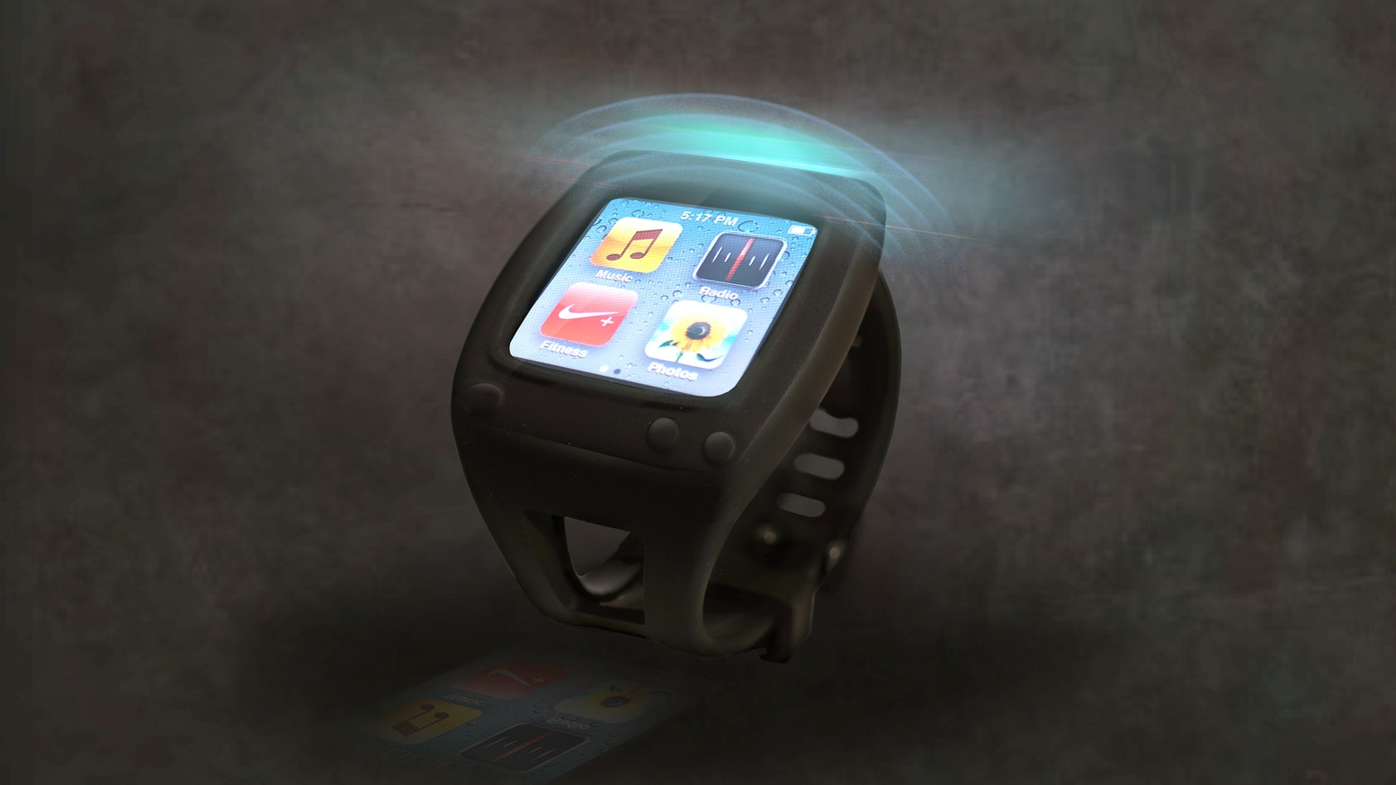 Meet SYRE, The World's First Bluetooth iPod Nano Watch Case