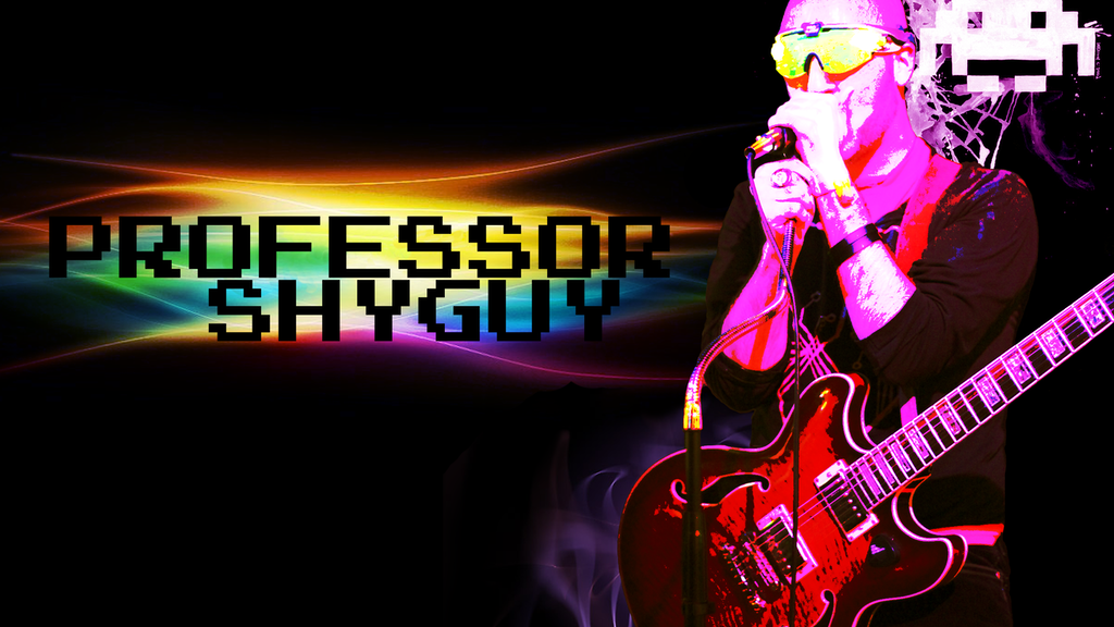 Professor Shyguy - Album, Stickers, and Tour, Oh My! project video thumbnail