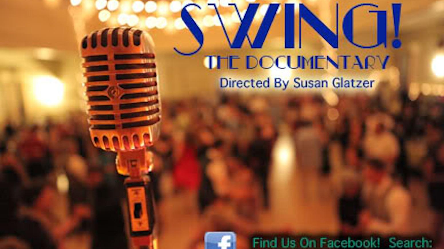 Swing! by Susan Glatzer » Happy Holidays — Kickstarter