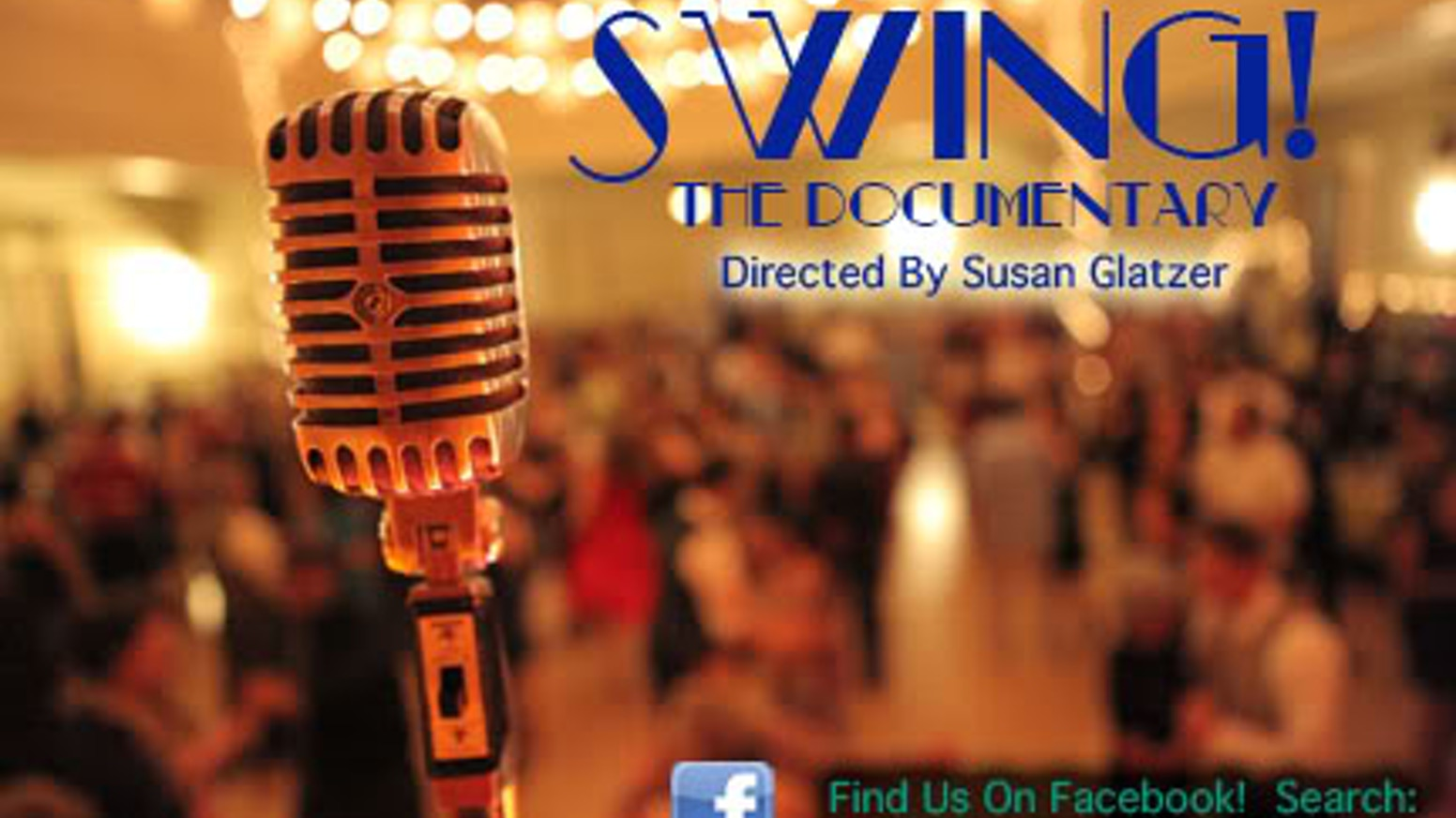 A full-length documentary exploring the culture of swing dancing and the characters who make it special.