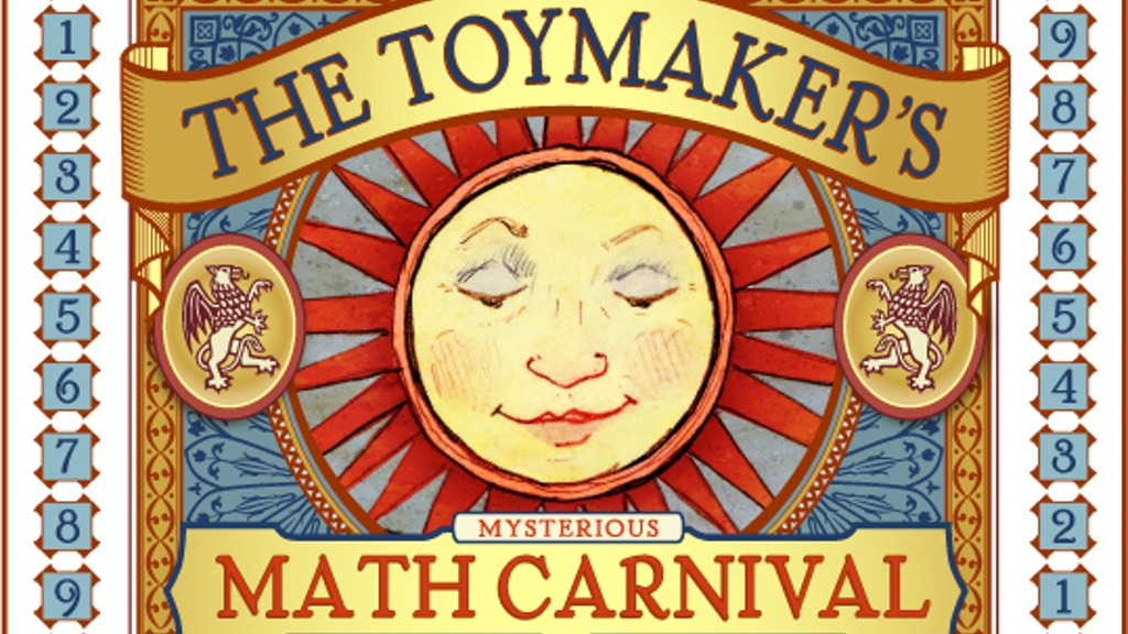 The Toymaker's Mysterious Math Carnival - To Amuse & Delight project video thumbnail