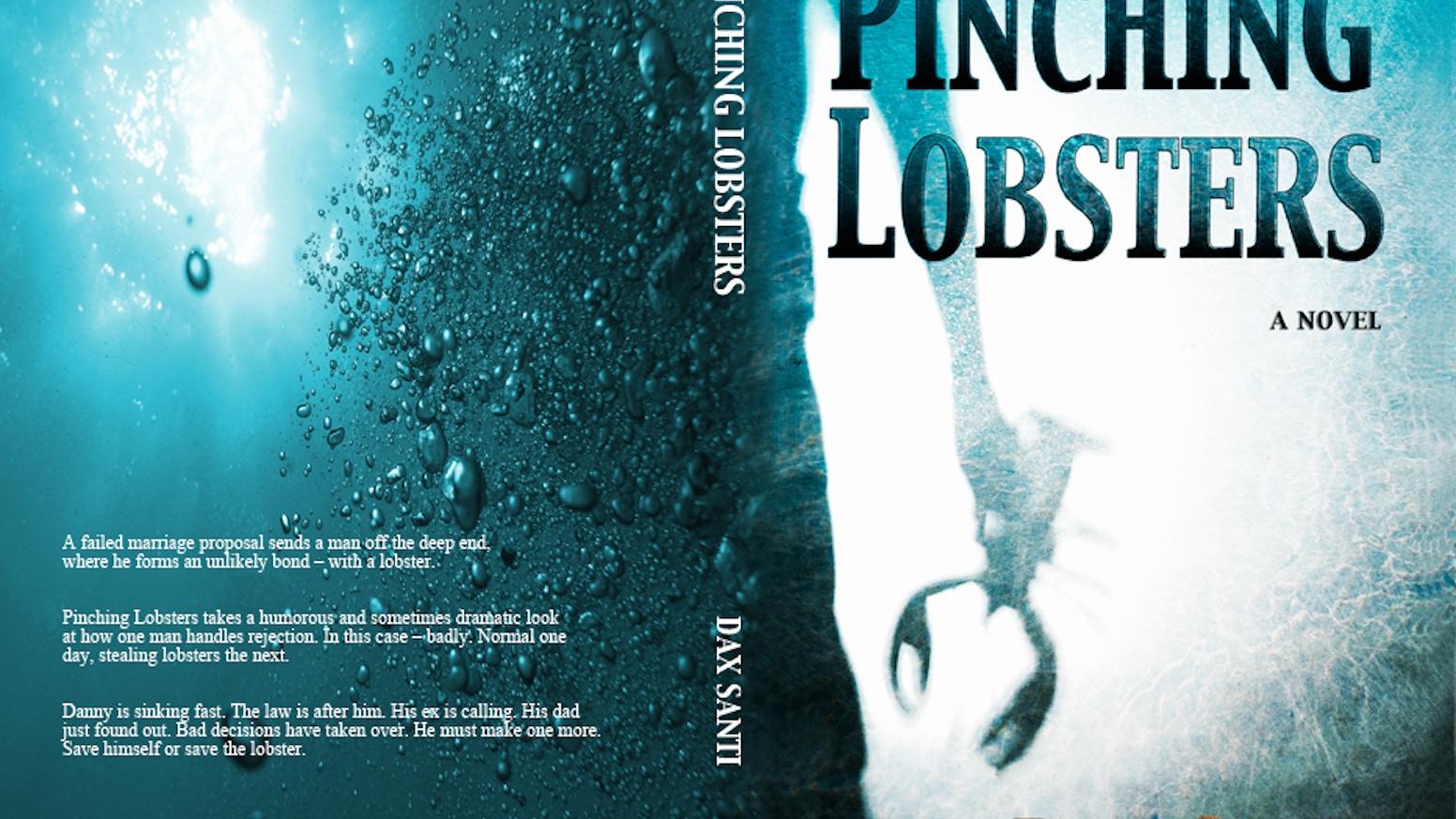 Pinching Lobsters by Dax Santi — Kickstarter