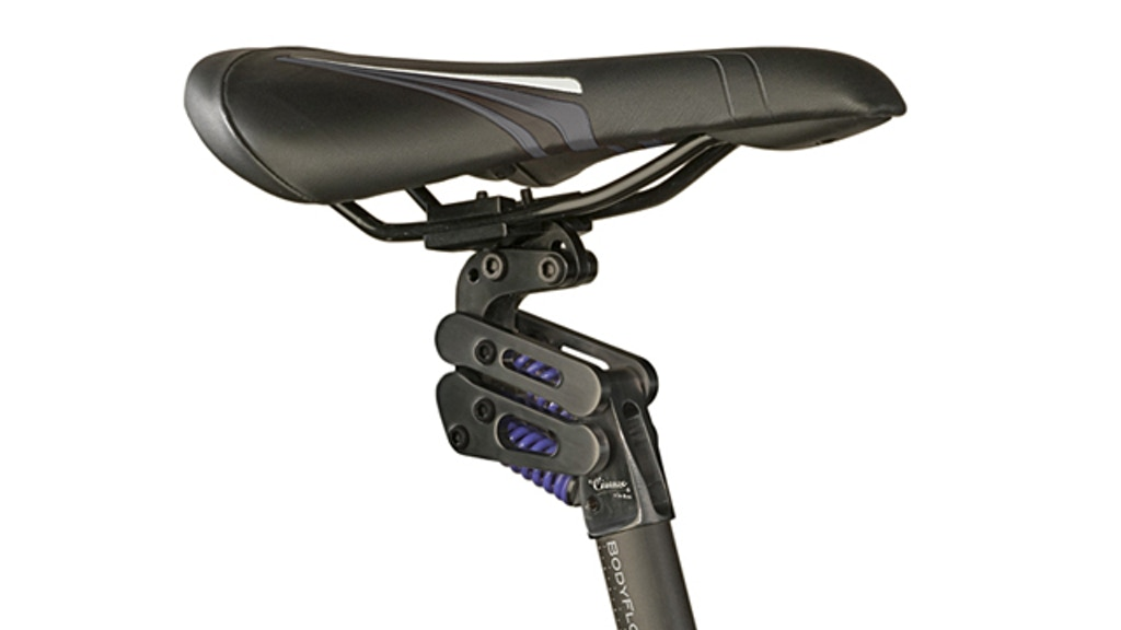 BodyFloat™ - An evolution in bicycle comfort and performance project video thumbnail