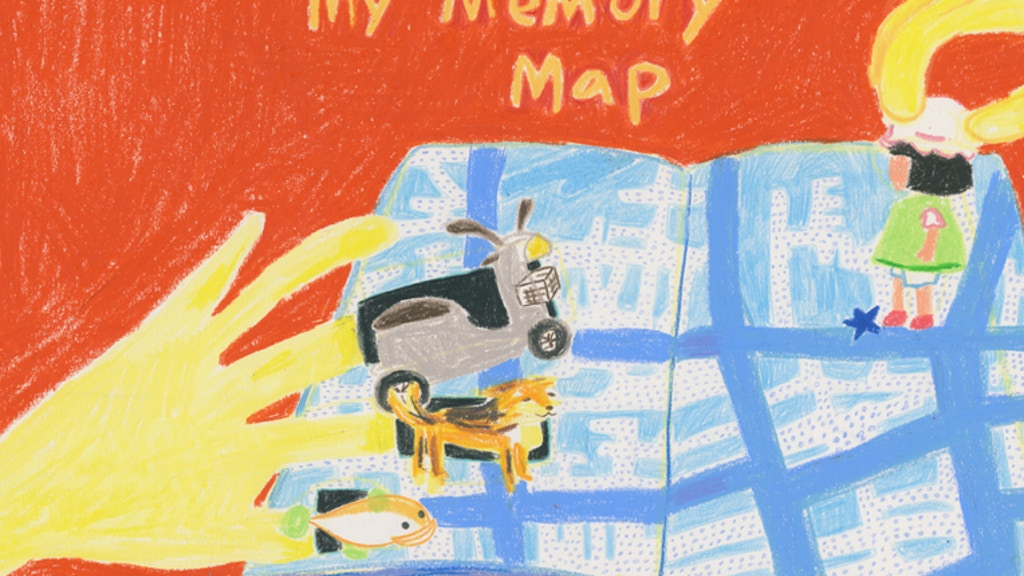 My Memory Map: An Illustration Book project video thumbnail