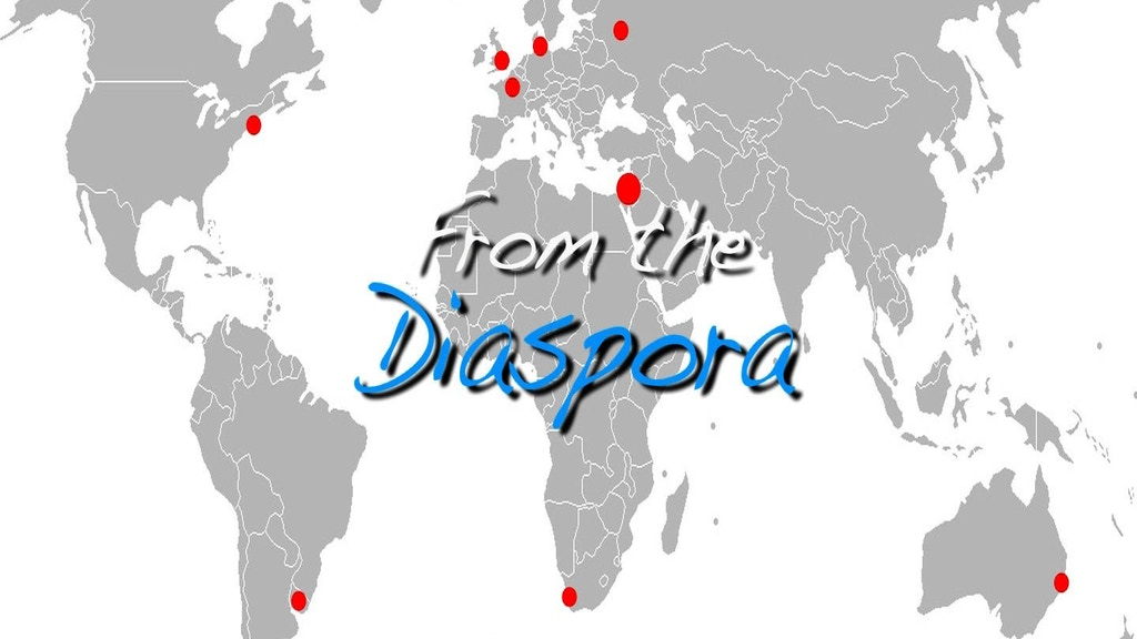 From The Diaspora project video thumbnail