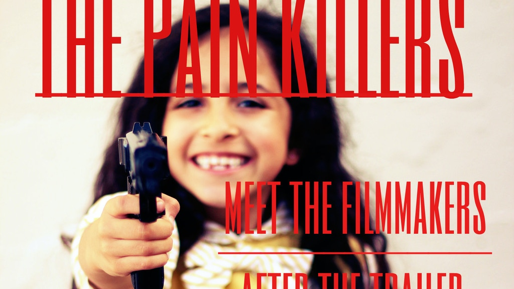 Zombies Vs Super Powered Survivors : The Pain Killers project video thumbnail