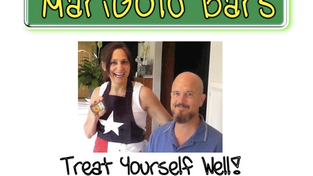 MariGold Bars: Gluten Free Way to Treat Yourself Well! project video thumbnail