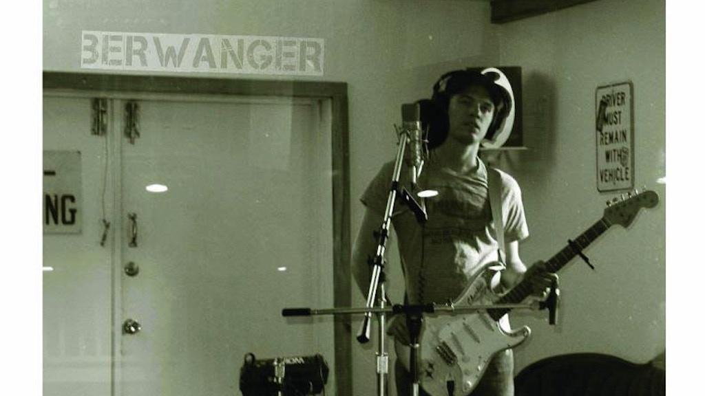 New Josh Berwanger Record project video thumbnail