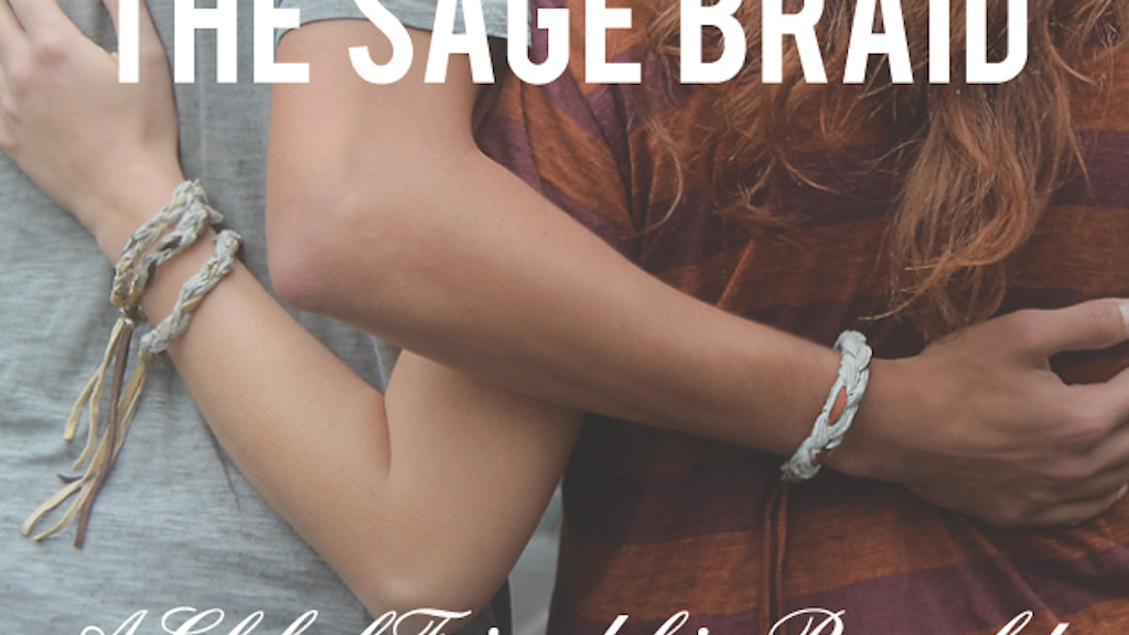 The Sage Braid: A Global Friendship Bracelet project video thumbnail