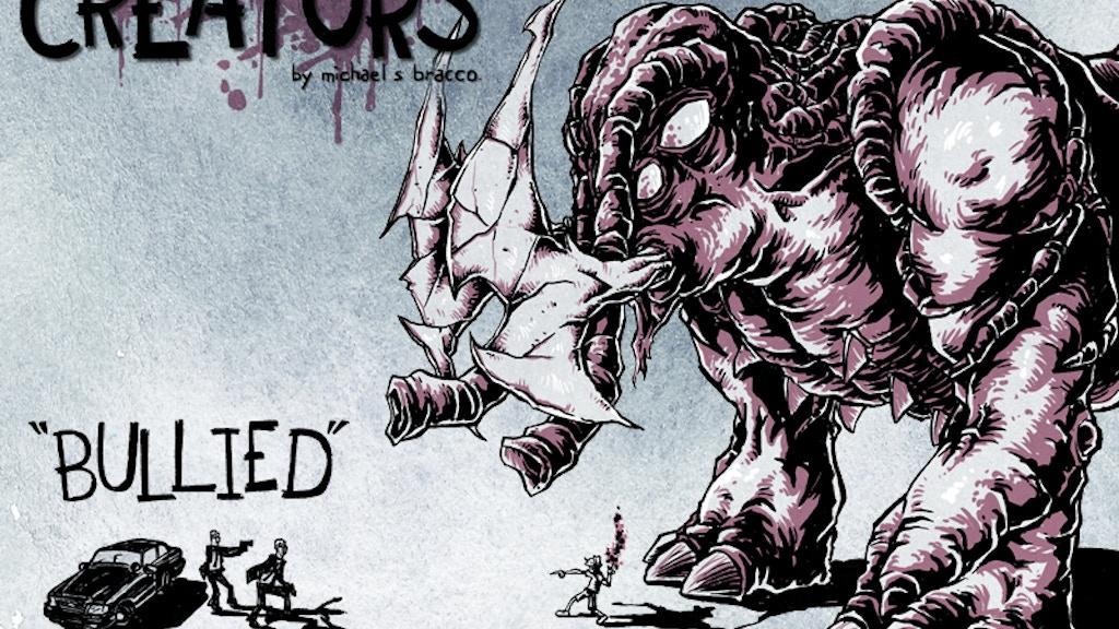 "The Creators: ""BULLIED"" project video thumbnail"