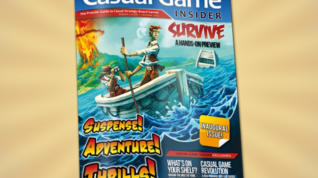 Casual Game Insider Magazine By Chris James Stratus