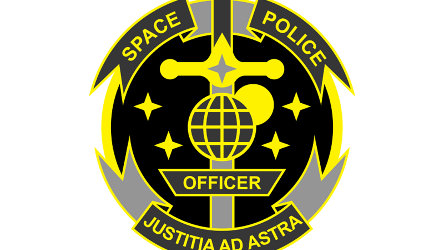 space police badges by david chen kickstarter