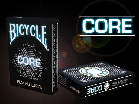 Core playing cards by timothy niou kickstarter for Deck arc x arene 7