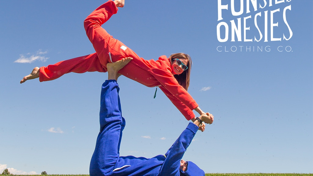 Outrageously COMFY Adult Onesies ║ Funsies Onesies project video thumbnail