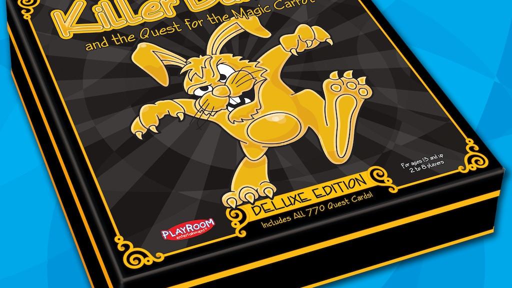 Killer Bunnies Quest Deluxe project video thumbnail