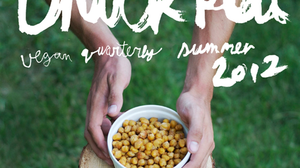 Chickpea Vegan Quarterly: Summer Subscription Drive project video thumbnail