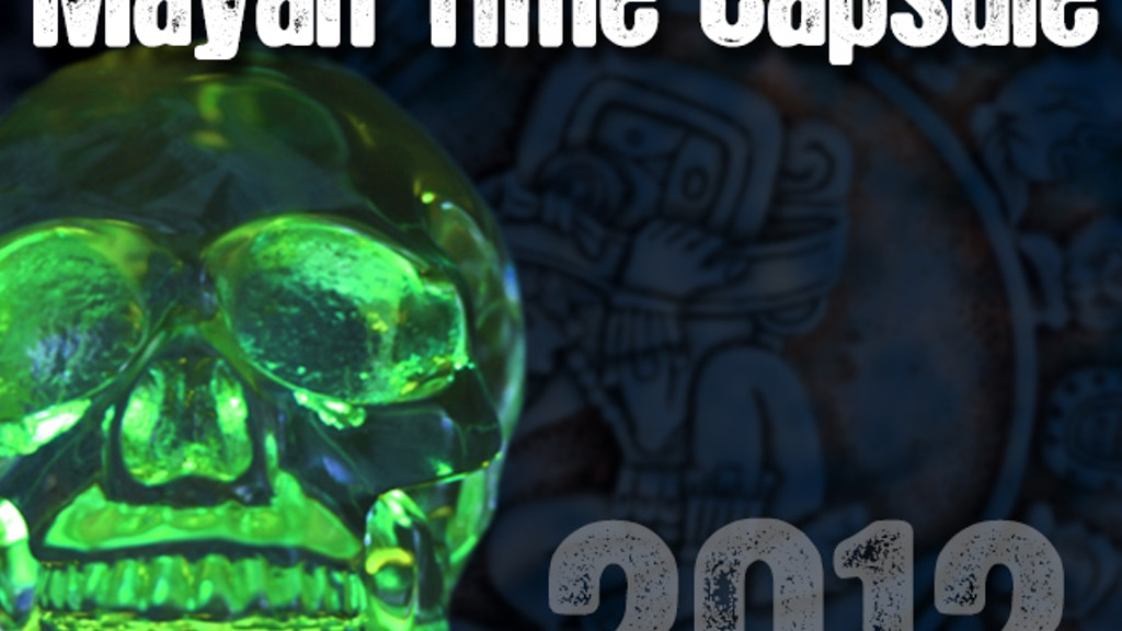 Mayan 2012 Time Capsule project video thumbnail