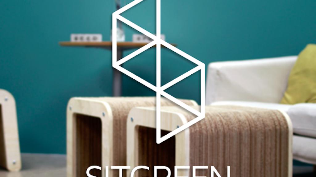 SITGREEN Cardboard Furniture project video thumbnail
