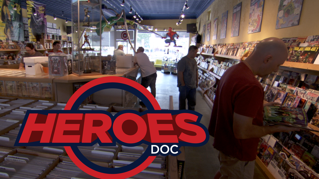 Heroes Doc project video thumbnail