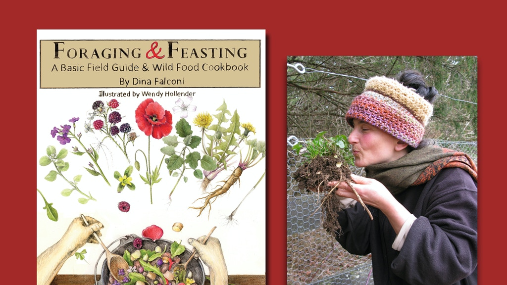 Foraging & Feasting: A Field Guide and Wild Food Cookbook project video thumbnail