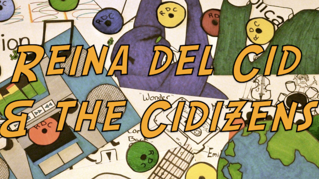 Reina del Cid and the Cidizens make an album! project video thumbnail