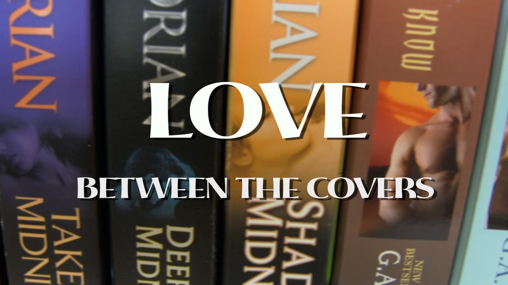 LOVE BETWEEN THE COVERS project video thumbnail