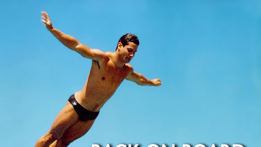GREG LOUGANIS documentary BACK ON BOARD project video thumbnail