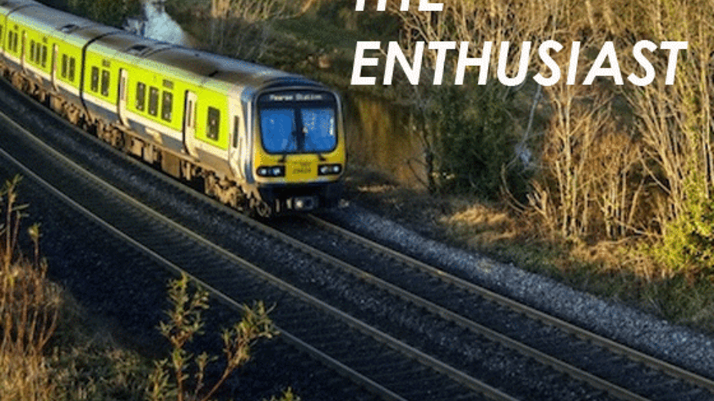 The Enthusiast: A Novel By Josh Fruhlinger project video thumbnail