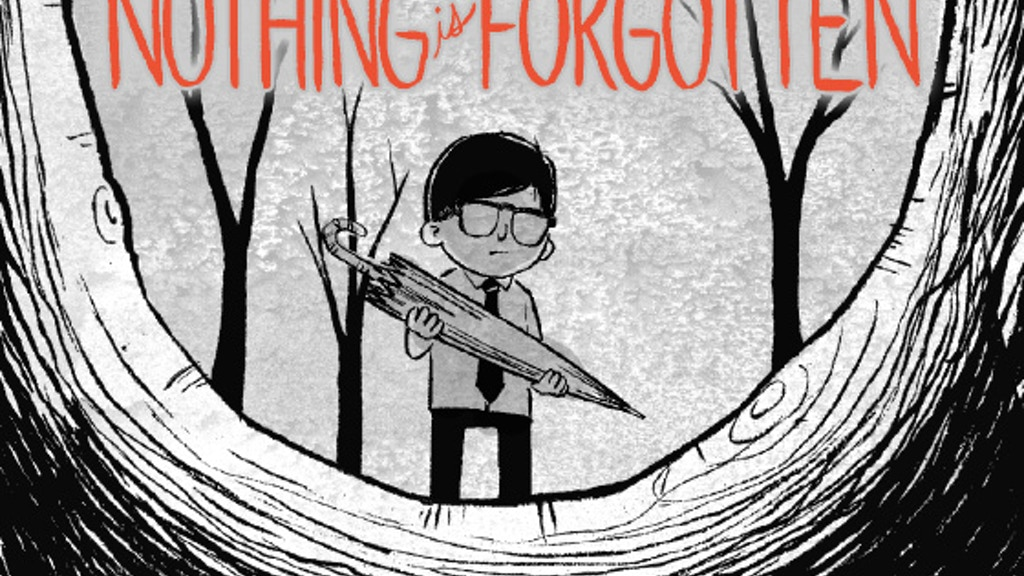 Nothing is Forgotten, a collection of short stories project video thumbnail