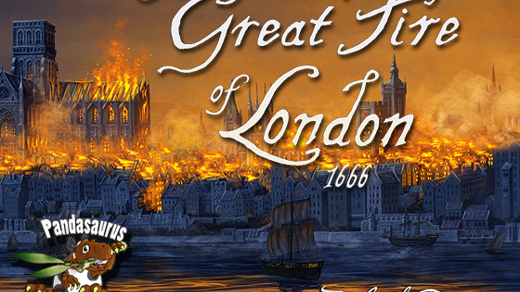The Great Fire of London project video thumbnail